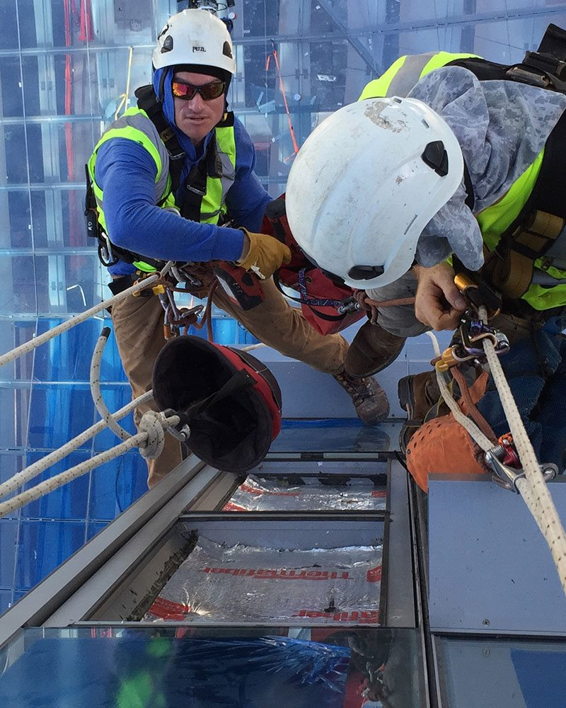 Industrial Rope Access Services